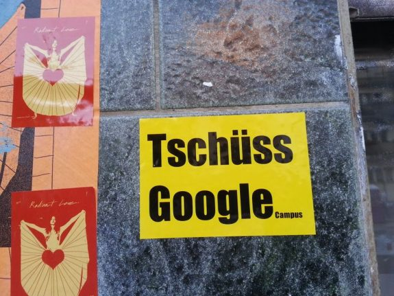 How a grassroots group in Berlin took on Google – and won