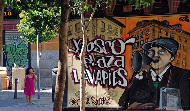 The real reason why this Madrid barrio is the world's 'coolest' neighbourhood