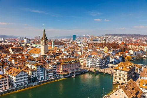 Eight Zurich events you don't want to miss this weekend