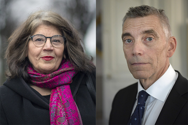 Two new members join scandal-ridden Swedish Academy