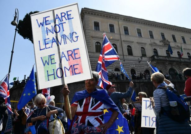 OPINION: 'Ring-fencing citizens' rights should be a serious consideration in case of no-deal Brexit'