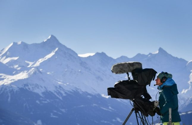 Swiss broadcaster to cut less jobs than previously announced