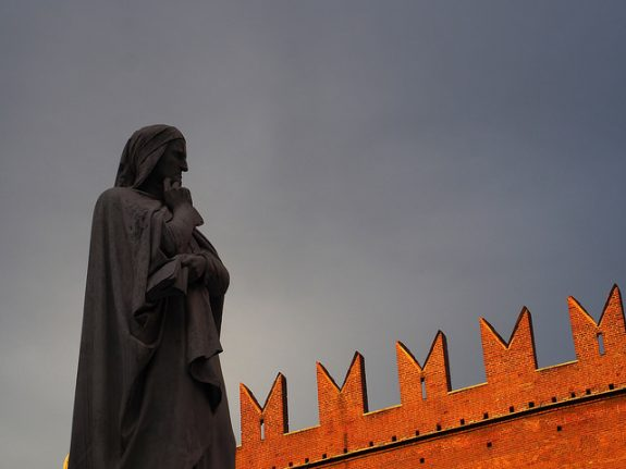 A new discovery at Verona University could change the story of Dante's life