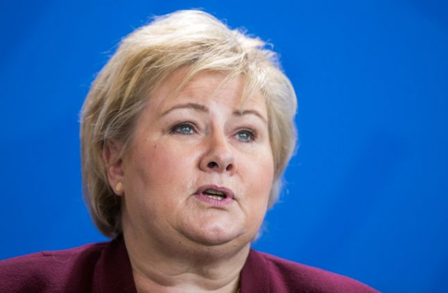 Norway apologizes to mistreated war-time 'German girls'