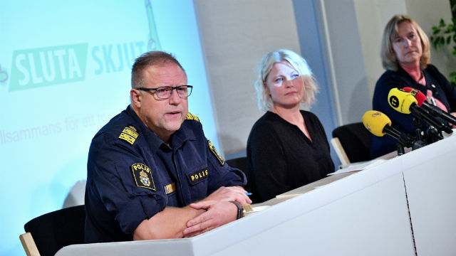 Malmö calls gang suspects to meeting in hope to stop shootings