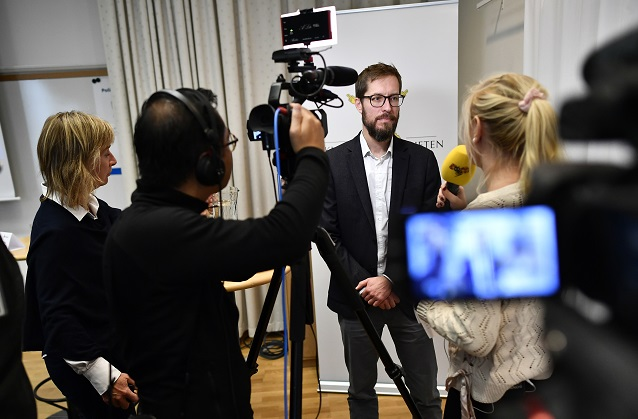 17 charged over neo-Nazi violence in Gothenburg