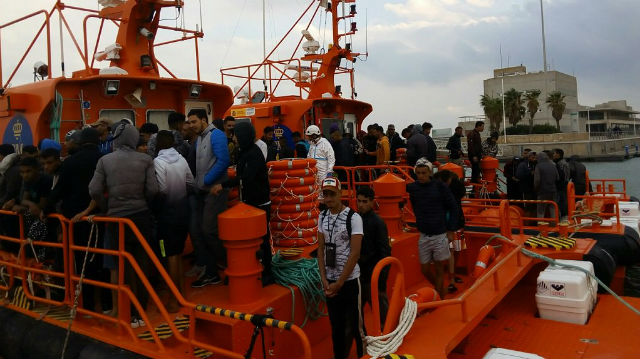 Two migrant children die at sea between Morocco and Spain: NGO