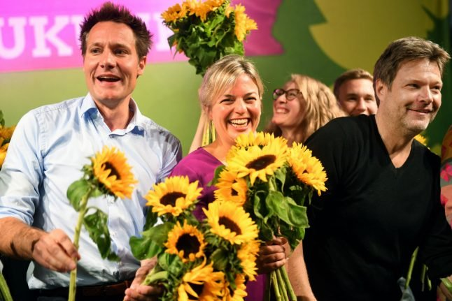 The Greens, Germany's other party on the rise