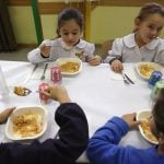 Donors step in after Italian city denies school lunch subsidies to children of immigrants