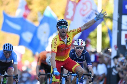 World champ Valverde eyes maiden Tour of Lombardy triumph