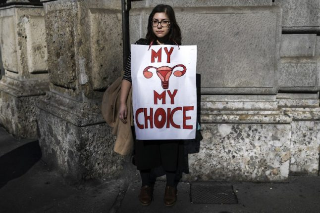 Verona defies Italy's abortion law and declares itself a 'pro-life city'