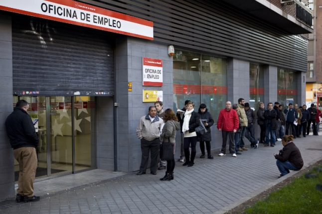 'Working poor' abound in Spain despite economic recovery