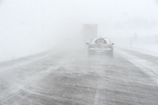 Swedish motorists warned of icy roads as cold snap bites