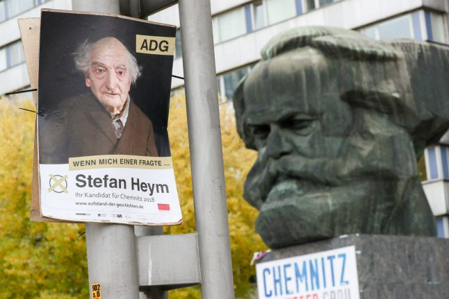 How Chemnitz is showing there's more to eastern Germany than far-right extremism