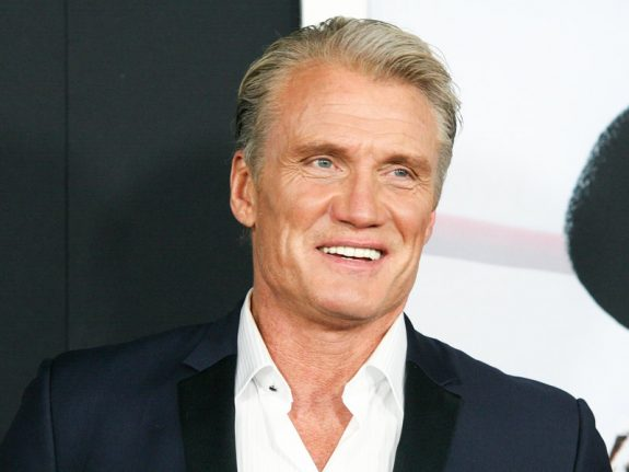 7 things you (maybe) didn't know about Dolph Lundgren