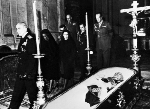 ANALYSIS: 43 years after Franco's death, could Spain lead Europe forward?