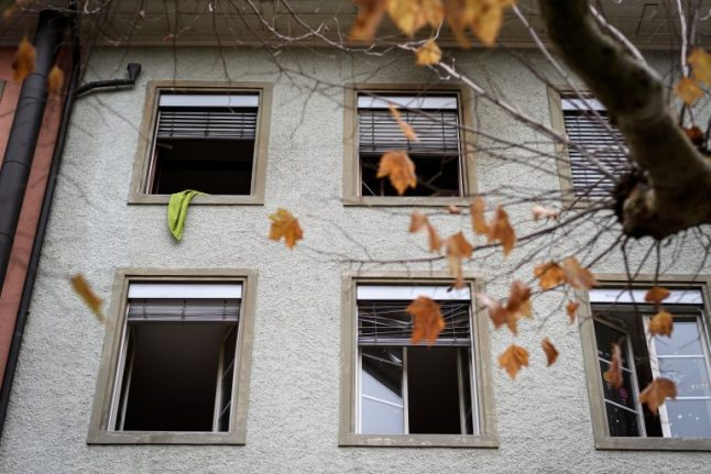 Victims of Swiss apartment building fire were asylum seekers: report