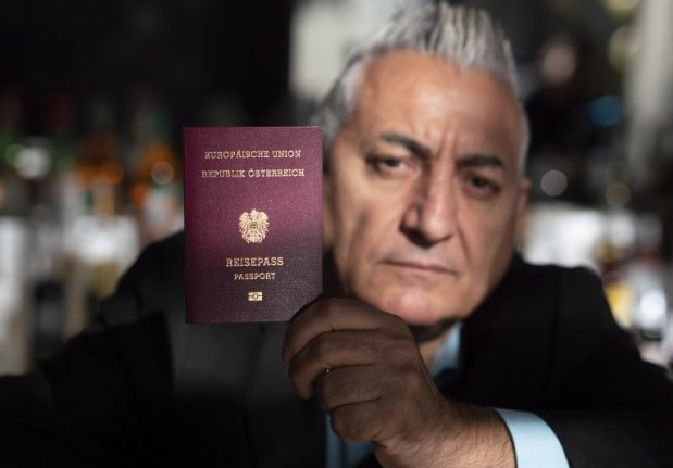 Austrians with Turkish roots fear being stripped of nationality
