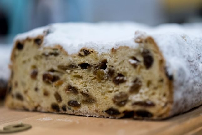 The secrets behind stollen, Germany's beloved holiday treat