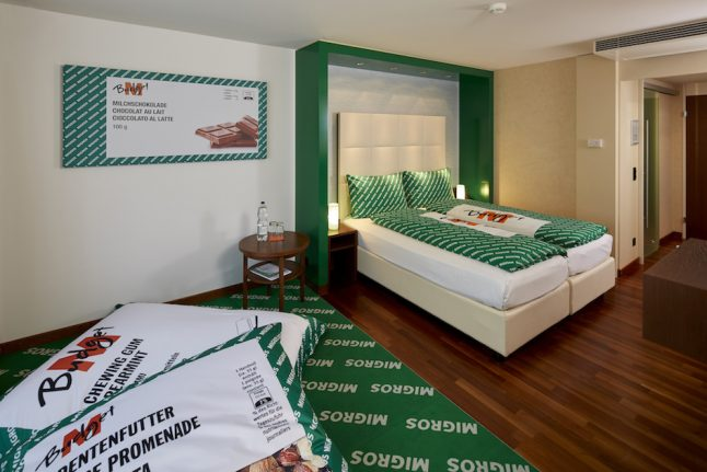 IN PICTURES: First ever M-Budget hotel room unveiled