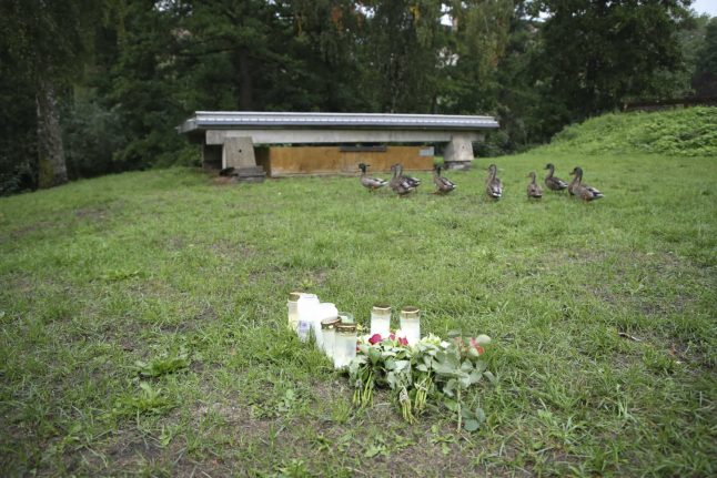 Swedish prosecutors to make announcement over death of homeless Romanian