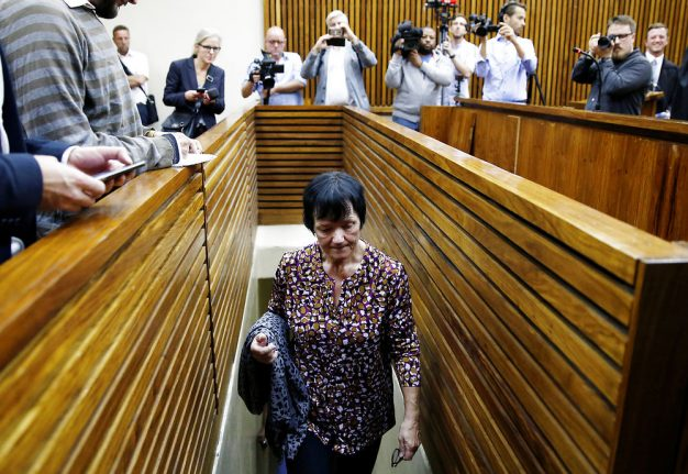 South Africa extradites primary suspect in Danish embezzlement case