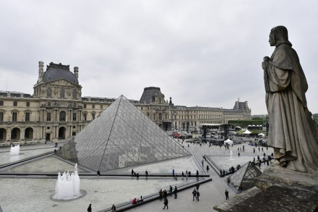 Louvre bids to pull in younger visitors by opening Saturday nights for free