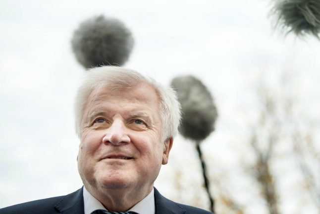 Another shake-up for German politics as CSU's Horst Seehofer set to quit