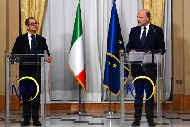 Italy is 'sleepwalking into instability': EU recommends sanctions over budget
