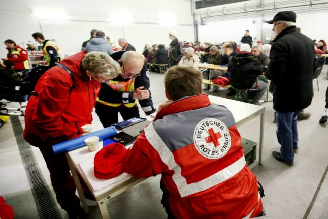 10,000 people affected by unexploded bomb found in Cologne