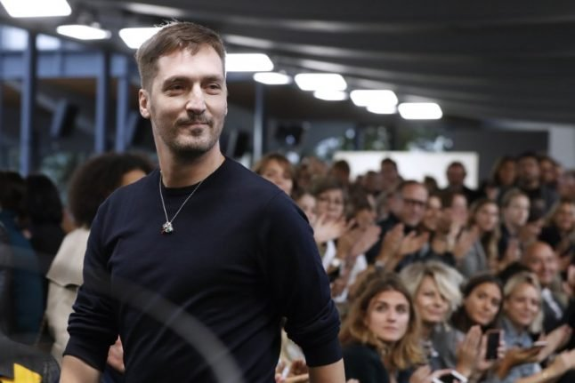 Fashion house Carven parts ways with Swiss designer Ruffieux