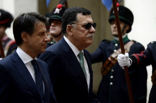 Libyan leaders in Italy for fresh attempt to solve security crisis