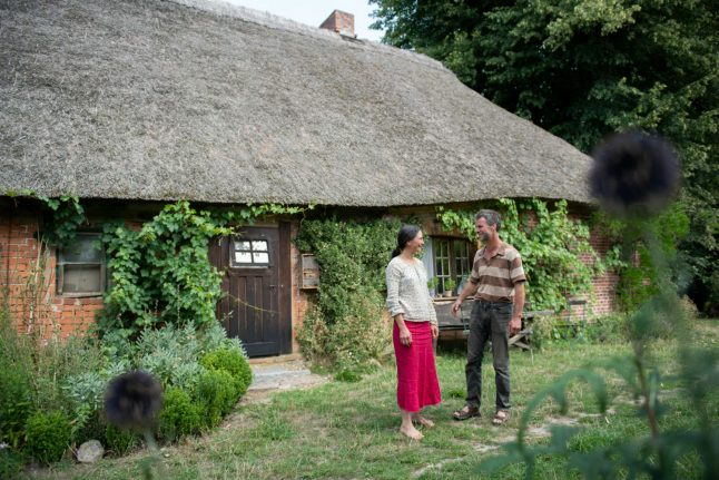 Harvesting at home: The Germans who live life in energy-saving mode