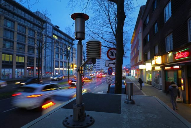 Cologne and Bonn hit with diesel ban orders