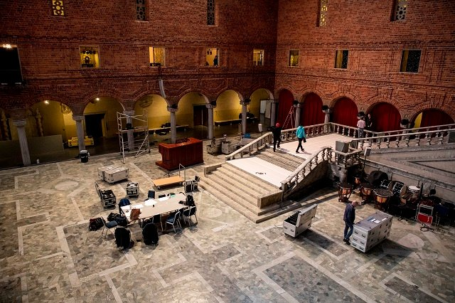 Everything you need to know about the Nobel Prize ceremony