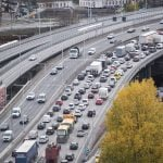 Why did road traffic deaths increase in Sweden this year?