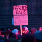Thousands protest against far-right party in Austria's government