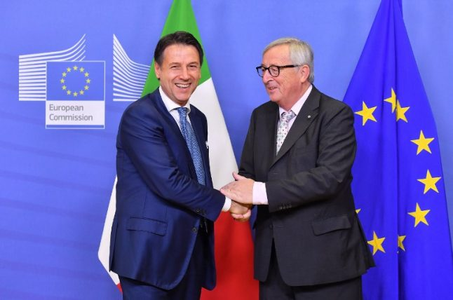 Italy offers to lower deficit, but EU says it's not enough