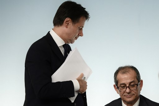 Italian PM says new budget plan will be ready 'in the coming hours'