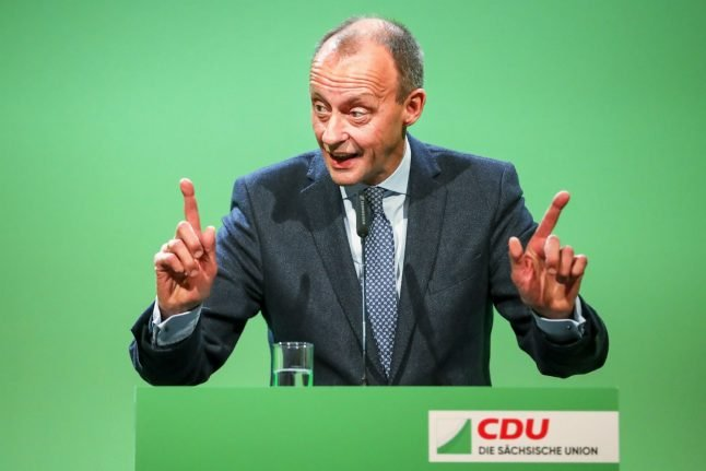 'I can win back AfD voters': CDU candidate hoping for Merkel's job
