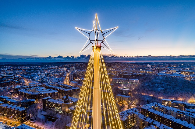 The best and most festive things to do in Gothenburg this Christmas