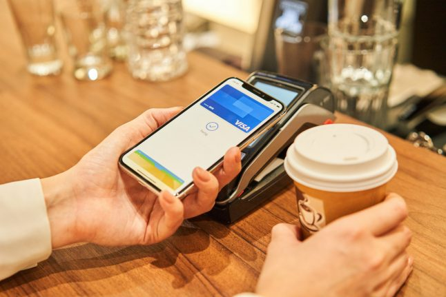 Apple Pay finally launches in cash-loving Germany