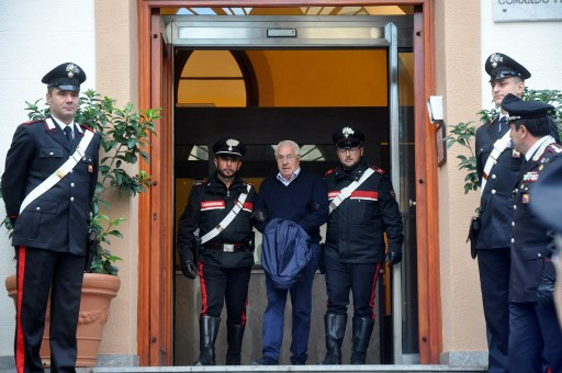 'Godfather' arrest a crucial blow to Italy's mafia, say police
