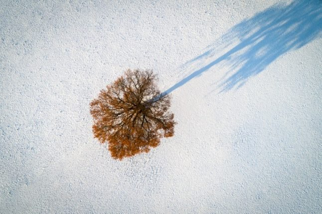 IN PICTURES: 15 photos to make you fall in love with the Swiss winter