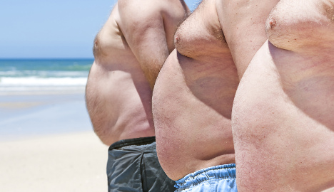 4 in 5 Spanish men will be overweight by 2030: WHO