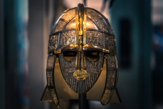 The Anglo-Saxons were more menacing than the Vikings, and the English language can prove it