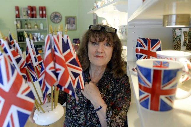 Faced with Brexit, beloved British shop in Berlin to close doors