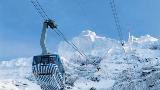 Avalanche puts Swiss cable car out of action for months