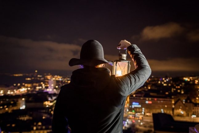After 600 years, night watchman still keeps vigil over Lausanne