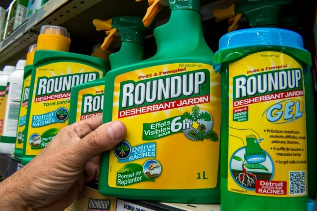 French court axes market approval of Bayer's Roundup weed-killer